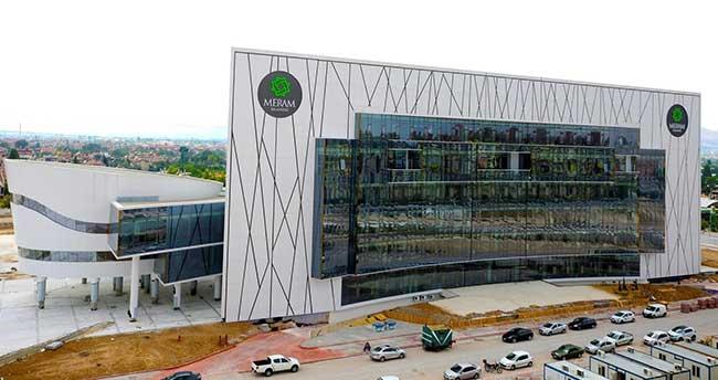 Meram Belediyesi Yeni Yerine Taşınıyor