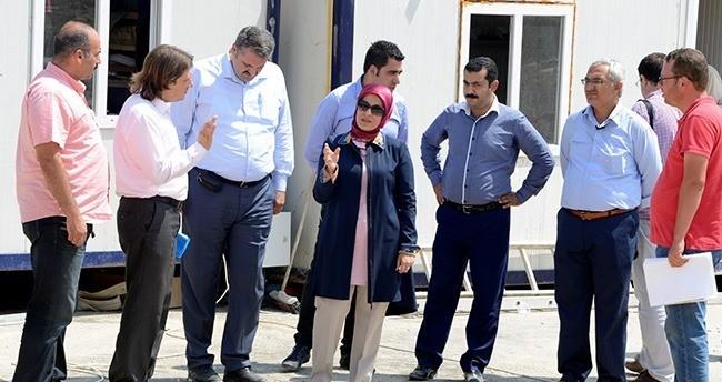 Meram'da Parklara Şehitlerin İsmi Verildi