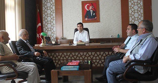 MHP Hadim'e çıkarma yaptı