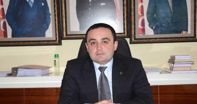 """MHP Konya İl Başkanı Çiçek : """"Ülkemizi ve milletimizi bölüp parçalamak istiyorlar"""""""