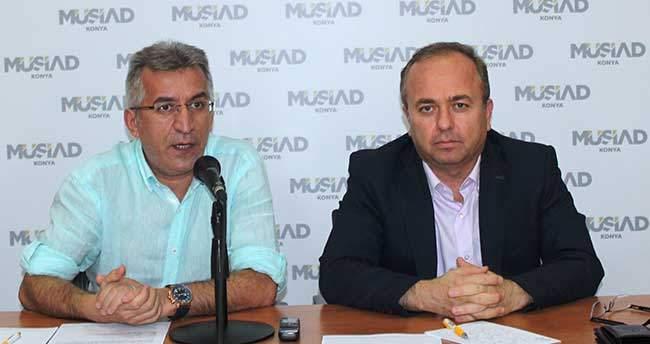 MÜSİAD Konya Şubesi'nin Cuma Konferansları Sürüyor
