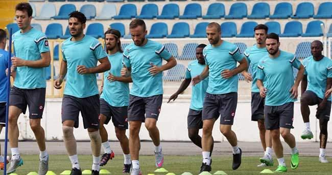 Osmanlıspor'da Webo ve Tisdell Galatasaray'a karşı yok