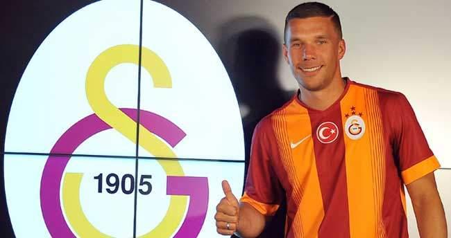Podolski: 'Bu maç bize güven verdi'