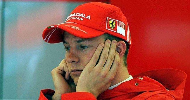 Raikkonen 2016'da da Ferrari'de
