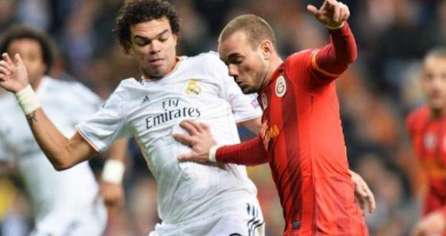 Real Madrid-Galatasaray maçının ilk 11'leri açıklandı!
