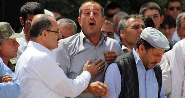 Şehidin amcası değil provokatör çıktı