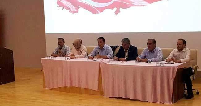 Seydişehir AK Parti 46. Danışma Meclisi toplantısı yapıldı