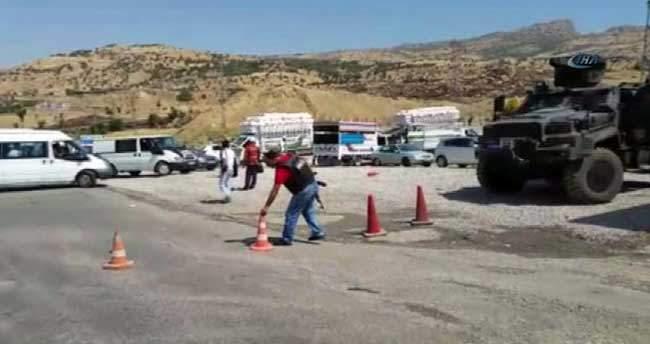 Şırnak'ta askere mayınlı saldırı: 2 şehit, 2 yaralı