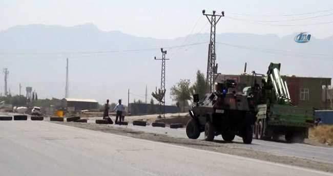 Şırnak'ta bomba yüklü araç alarmı