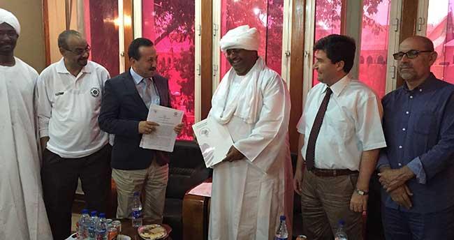 SÜ, Sudan ile Tarımsal ve Bilimsel İşbirliği İçin İlk Adımı Attı
