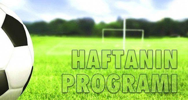 Süper Lig'de 2. hafta programı açıklandı