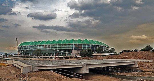 Timsah Arena ligin ilk maçına hazır