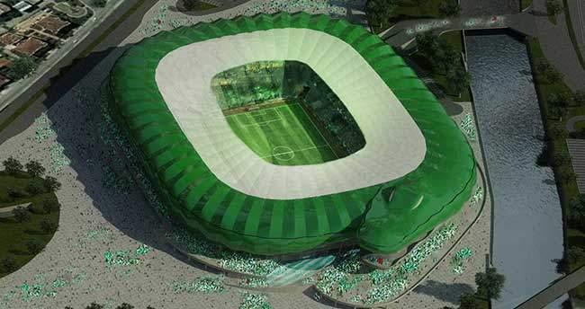 Timsah Arena'nın açılışına dünya devi geliyor