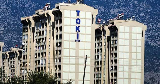 TOKİ'nin 2016 hedefi 70 bin konut