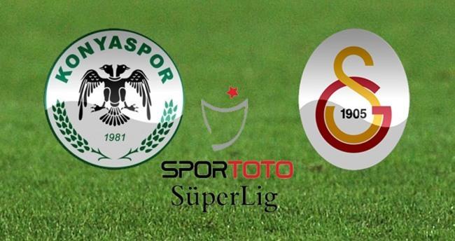 Torku Konyaspor 1 – 4 Galatasaray