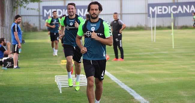 Torku Konyaspor Lige Hazırlanıyor