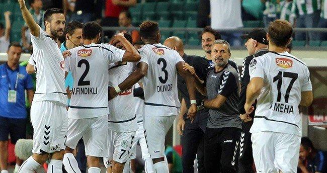 Torku Konyaspor'da Hedef Kayseri Deplasmanı