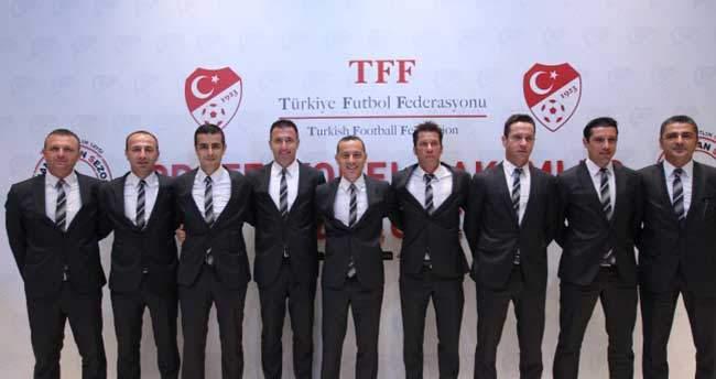 Türk hakemleri uygulamadan memnun