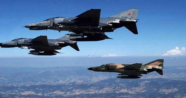 Türkiye IŞİD'e yönelik hava harekatında yer alacak mı?