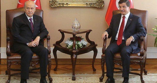 Türkiye'nin beklediği görüşme başladı