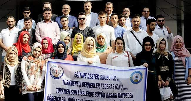 Türkmen Öğrencilerden KTO'ya Ziyaret
