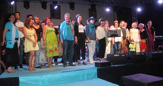 Uluslararası 6.Anadolu'ya Şükran Buluşmaları Festivali Sona Erdi