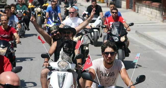 Uluslararası Motosiklet Festivali sona erdi