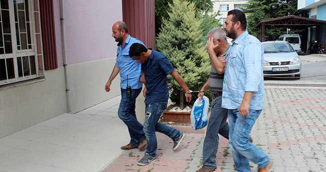 Uyuşturucu sevkiyatında üç tutuklama
