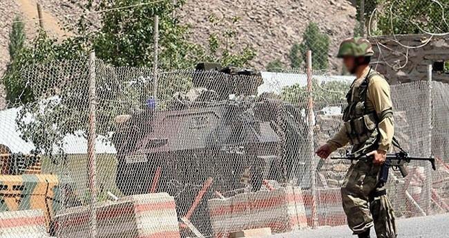Van'da jandarma karakoluna taciz ateşi açıldı