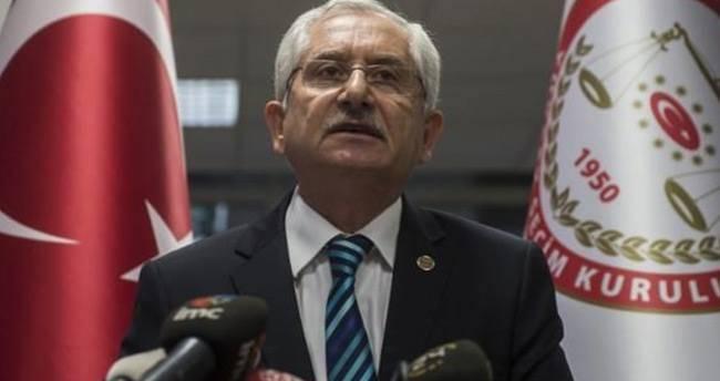 YSK kesin seçim tarihin açıkladı