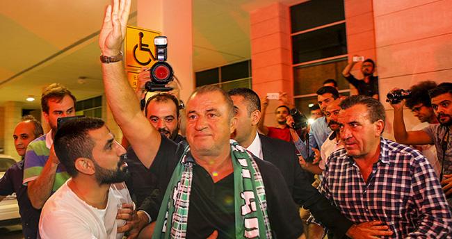 A Milli Futbol Takımı, Konya'da