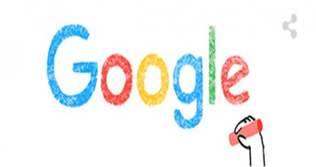 Google logosunun tarihçesi büyüledi
