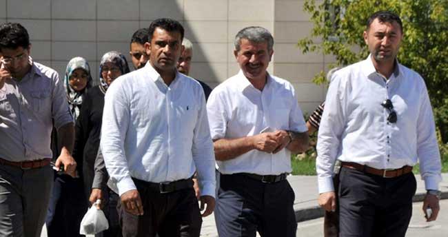 Polise Kafa Atan Şahıs Serbest Bırakıldı