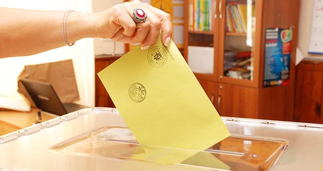 İşte oy kullanabilmek için gerekli şartlar!