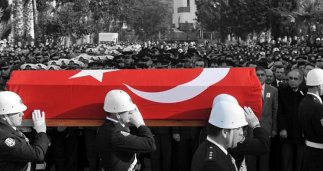 Konya'ya Bir Şehit Ateşi Daha Düştü