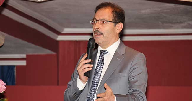Sarıkaya'da AK Parti sandık bilgilendirme toplantısı yapıldı
