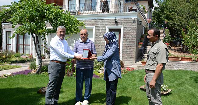 Akyurt'ta en güzel bahçe ve balkon yarışması