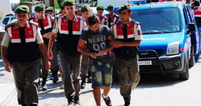 İnsan kaçakçılığı yapan çete çökertildi