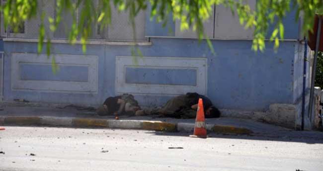 Karakola saldıran 2 PKK'lı böyle öldürüldü!