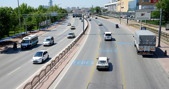 Konya'da En Çok Ceza Yine TEDES'den