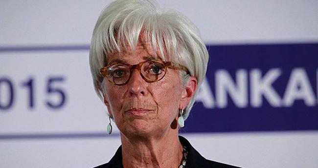 IMF Başkanı'ndan Türkiye'ye teşekkür…