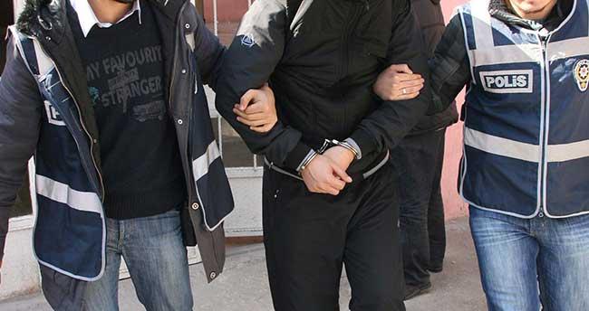 Konya'da terör örgütü operasyonu
