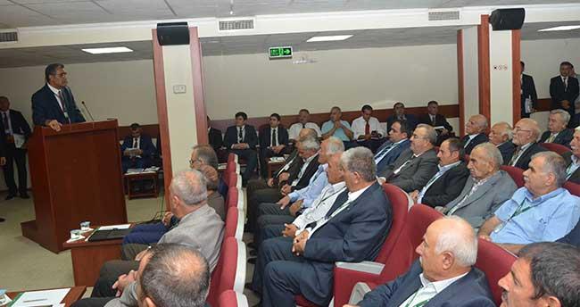 Recep Konuk Pankobirlik Yönetim Kurulu Başkanlığına Getirildi