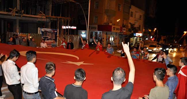Seydişehir'de Hain Saldırıya Tepki