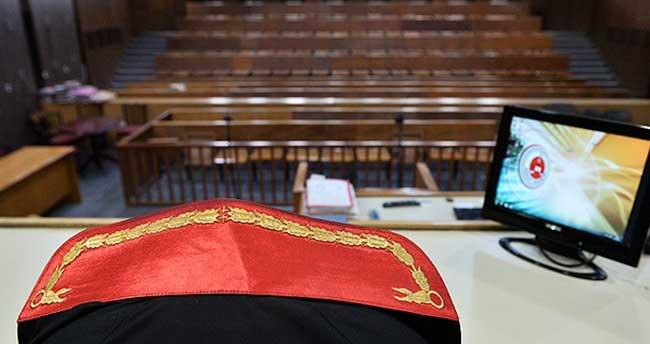 Tutuklu iki hakim için iddianame
