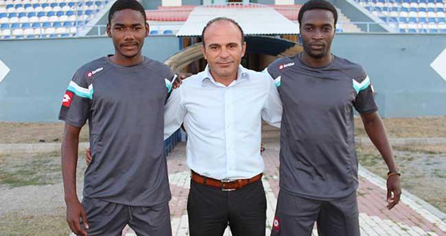 Beyşehir Belediyespor İki Siyahi Futbolcuyu Deniyor