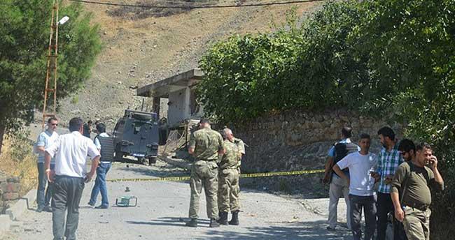 Siirt'te patlayıcı yüklü araç infilak ettirildi