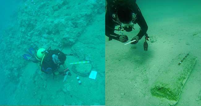 Mersin'de 5 bin yıllık deniz yolları keşfedildi