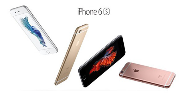 İşte Apple iPhone 6S ve iPhone 6S Plus