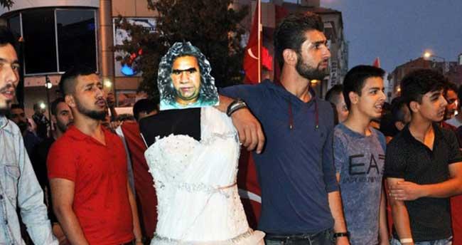 Öcalan'ı 'gelin' ettiler